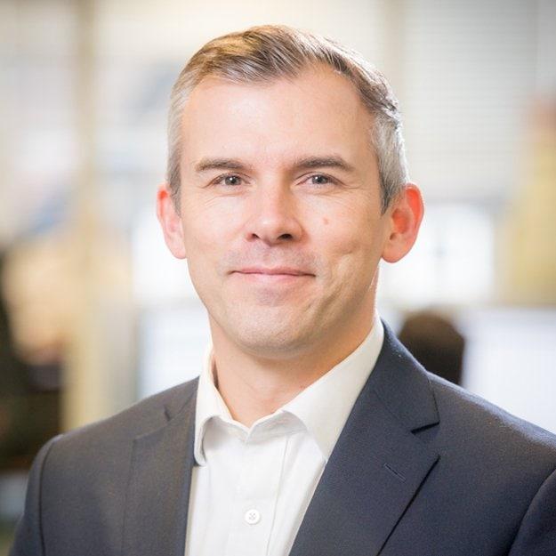 Paul Templar, Chief Technology Officer