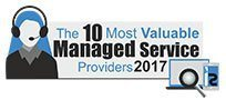 Most Valuable Managed Service Providers 2017